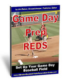 Bonus #6 Game Day Preparation with the Cincinnati Reds