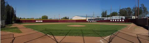 VCA baseball field